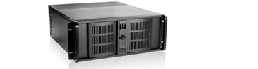 Rack mount servers with Drop-n-Rip archiving and players
